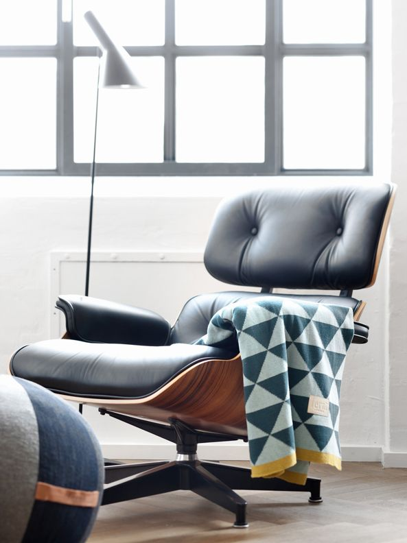 History Lesson Eames Lounger Amp Ottoman Ourso Designs