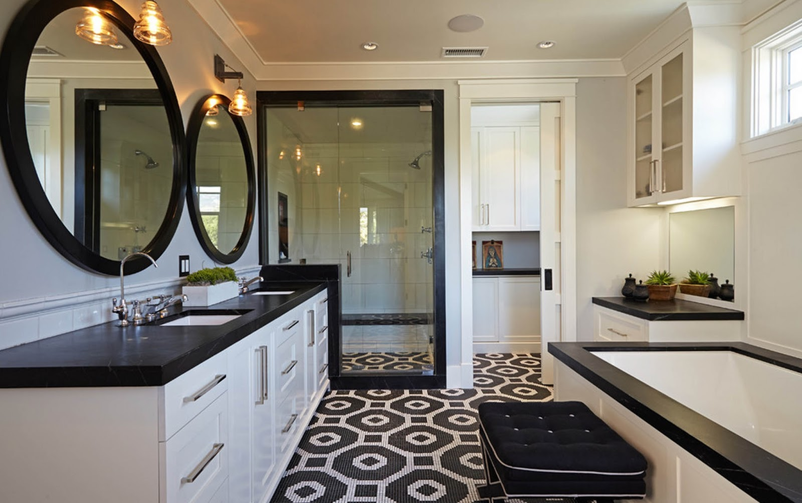 Trend Alert: Undermount tubs and single-pieced slab tub deck – Ourso ...