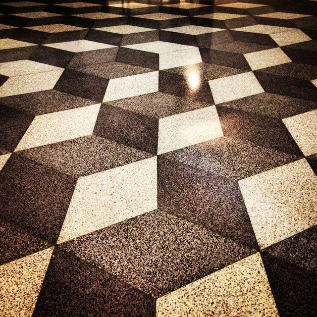 History Lesson Terrazzo Flooring Ourso Designs